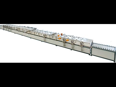 JP系列磁芯电感镀膜生产线